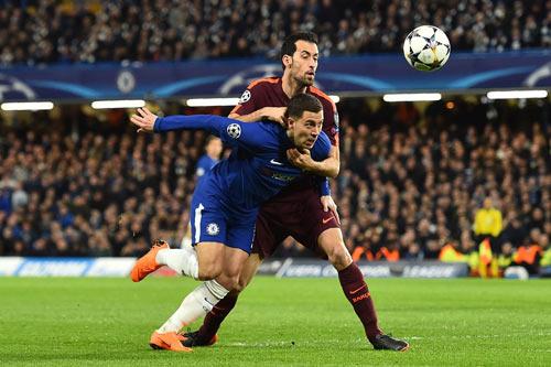 Chi tiết Chelsea - Barcelona: Cuối trận quyết liệt (KT) - 3