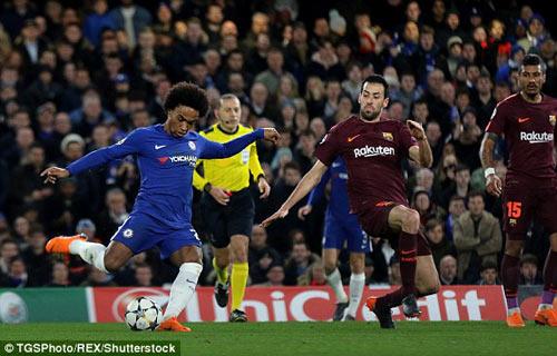 Chi tiết Chelsea - Barcelona: Cuối trận quyết liệt (KT) - 5