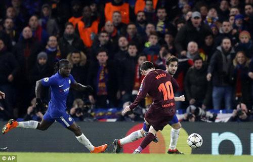 Chi tiết Chelsea - Barcelona: Cuối trận quyết liệt (KT) - 9