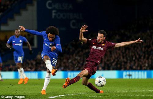 Chi tiết Chelsea - Barcelona: Cuối trận quyết liệt (KT) - 7
