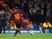 """Bóng đá - Messi khuất phục Chelsea: Siêu nhân phá """"lời nguyền"""""""