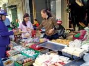 Thị trường - Tiêu dùng - Ngất ngưởng giá cả thực phẩm sau Tết