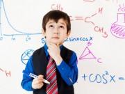 Làm thế nào giúp trẻ thông minh?