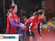Lịch thi đấu bóng chuyền Việt Nam hội làng Xuân 2018