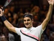 Federer 36 tuổi vẫn số 1 thế giới: 3 bí quyết  cải lão hoàn đồng