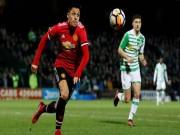 """MU  &  điệp vụ cúp C1: HLV Sevilla  dọa giết  Sanchez, diệt  """" Quỷ đỏ """""""
