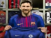 """Messi  """" xé lưới """"  Chelsea phá lời nguyền: Barca coi chừng thảm họa 2012"""