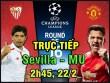 TRỰC TIẾP bóng đá Sevilla - MU: Pogba hãy tự nhìn lại mình