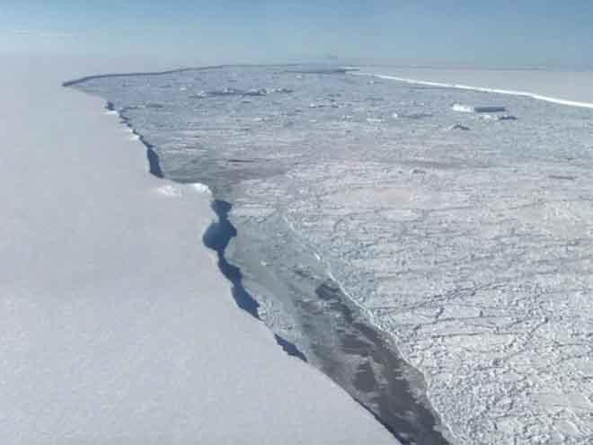 Vùng đất 120.000 năm không có ánh Mặt trời ở Nam Cực - 2