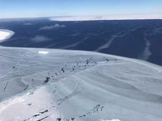 Vùng đất 120.000 năm không có ánh Mặt trời ở Nam Cực - 1