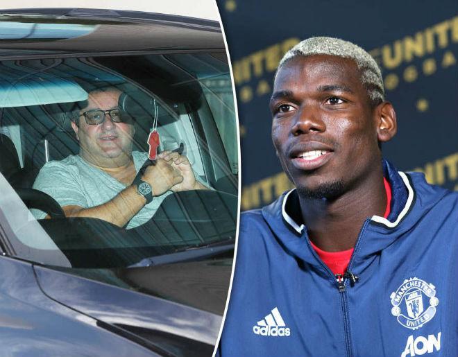 """Chuyển nhượng MU: Mourinho """"mở cửa"""" để De Gea sang Real - 3"""