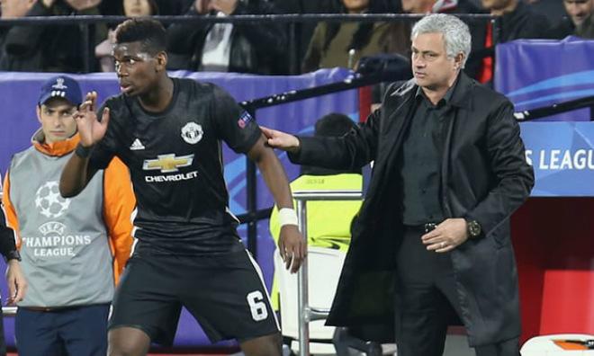 MU bất lực trước Sevilla: Mourinho hạnh phúc, Pogba không phải siêu sao - 1