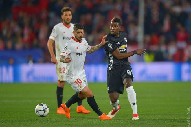 MU bất lực trước Sevilla: Mourinho hạnh phúc, Pogba không phải siêu sao - 2