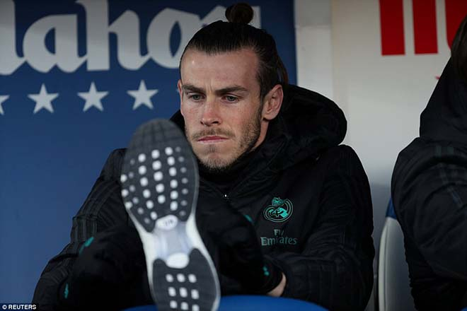 """Real tái đấu PSG: Bale buồn ra mặt, nghi bị Ronaldo """"cấm cửa"""" đá chính - 1"""