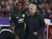 """Góc chiến thuật Sevilla - MU: Mourinho yếu bóng vía,  """" Đấng cứu thế """"  De Gea"""
