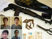 Tướng Nguyễn Phi Hùng kể chuyện phá án:  Bắt sống 2 tên cướp tiệm vàng thủ súng AK
