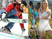 Nữ VĐV đã xinh lại cực quái: Lách luật gây náo loạn Olympic mùa đông