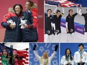 """Vườn tình Olympic mùa đông:  """" Phim nóng """"  đắt hàng,  """" chuyện 3 người """"  nở rộ"""