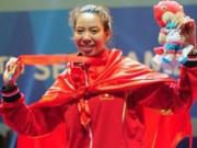 Kiếm thủ xinh đẹp tin thể thao Việt Nam tạo kỳ tích ASIAD