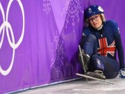 """Nữ VĐV xinh đẹp nhưng  """" đen """"  nhất Olympic 2018: Hỏng đủ đường"""