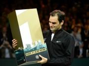Khuynh đảo làng quần vợt:  Vua  Federer  &  những siêu kỷ lục chờ phá năm 2018