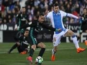 Leganes - Real Madrid: Ngược dòng đẳng cấp, penalty phút 90