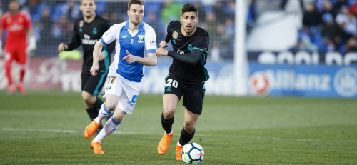 Chi tiết Leganes - Real Madrid: Quả Penalty kết liễu (KT) - 3