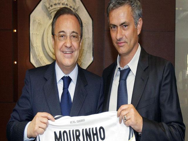 """Real xây Dải ngân hà 3.0: """"Đánh úp"""" MU, đưa Mourinho về Bernabeu"""