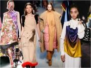 """Mãn nhãn với 8 bộ sưu tập  """" đỉnh """"  nhất Tuần lễ thời trang London"""