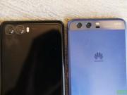 Huawei P20 lộ ảnh thực tế, khác xa dự đoán ban đầu