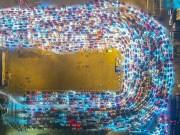 TQ: Choáng với cảnh chục nghìn ô tô mắc kẹt khi chờ qua phà sau Tết
