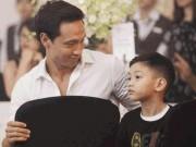 Kim Lý ngày càng được lòng con riêng và gia đình Hà Hồ