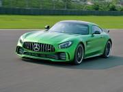 Mercedes-Benz tiến hành triệu hồi các mẫu GT vì lỗi dây an toàn