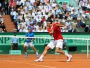 Federer quá hay: Hạ nốt Nadal ở sân đất nện năm 2018?