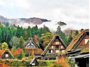 Lạc vào xứ cổ tích tại ngôi làng tí hon ngọt ngào