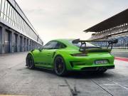 Porsche 911 GT3 RS facelift 2018: Nhanh mạnh và hấp dẫn hơn