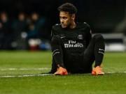"""Tin HOT bóng đá sáng 24/2: Neymar """"ăn đòn"""" nhiều nhất châu Âu"""