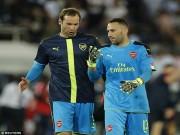 """Họp báo Arsenal - Man City: HLV Wenger """"trảm"""" Cech, sẵn sàng đôi công"""