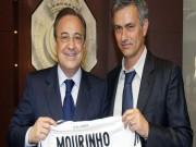 """Real xây Dải ngân hà 3.0:  """" Đánh úp """"  MU, đưa Mourinho về Bernabeu"""