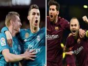 """La Liga trước vòng 25: Sau Chelsea, Messi lại chờ phá dớp  """" tịt ngòi """""""