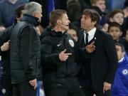 """MU đại chiến Chelsea: Từng mắc bẫy Mourinho, Conte chờ  """" báo thù """"  ngọt ngào"""