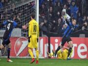 """Atalanta - Dortmund: Giằng co nghẹt thở,  """" vỡ mộng """"  phút 83"""