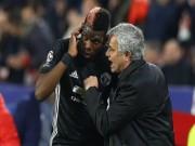 """MU loạn vì Pogba - Mourinho: Siêu cò ra tay, Real  &  Barca  """" thả câu """""""