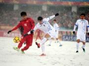 Hai tuyển thủ U23 Việt Nam đá chính trận tranh Siêu cup Quốc gia