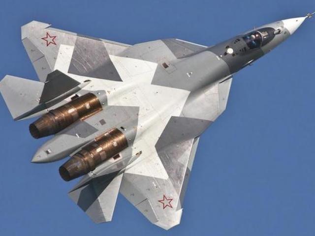 Tiêm kích Su-57 Nga đối đầu F22 Mỹ ở Syria: Ai chiến thắng?