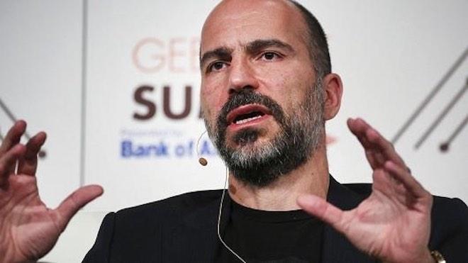 CEO Uber khẳng định không từ bỏ Đông Nam Á - 1