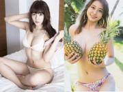 """Điểm mặt 18  """" búp bê áo tắm """"  có thân hình hấp dẫn nhất Nhật Bản"""
