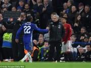 MU lo đại chiến Chelsea: Trọng tài  hung thần , tuyến giữa lục đục