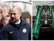 Man City tranh cúp với Arsenal: Pep xây kỷ nguyên thống trị nước Anh