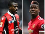 Chuyển nhượng MU: Đồng đội Balotelli thế chỗ Pogba?